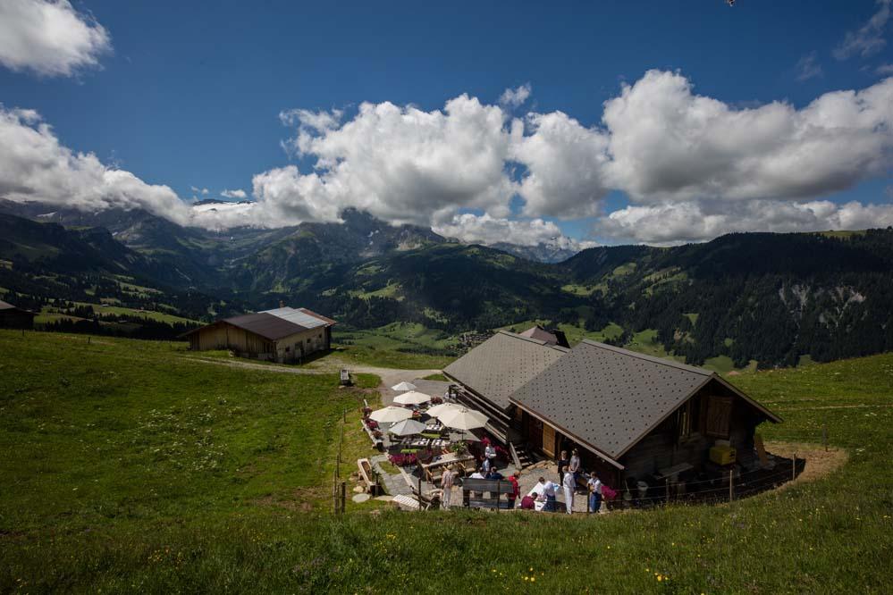 Alp-Genuss auf 1616 Meter über Meer
