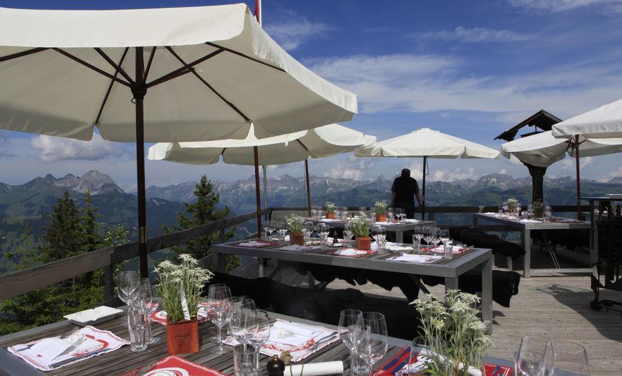 Bergrestaurant «Wasserngrat»