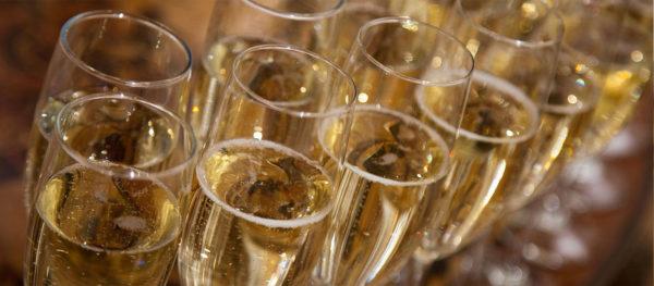 Dîner au Champagner