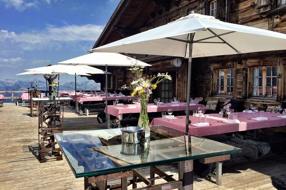 Montreux Jazz Festival und Gstaad Palace auf dem Gipfel des Genusses