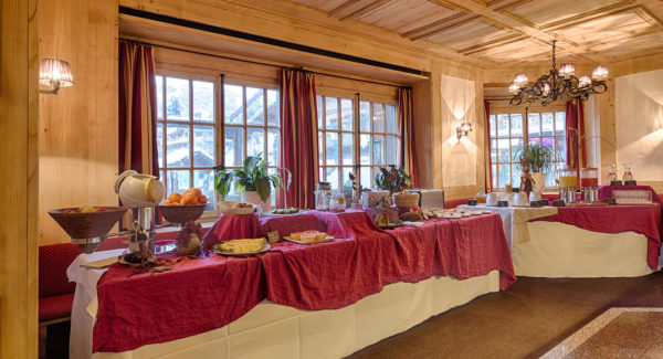 Breakfast at Bernerhof